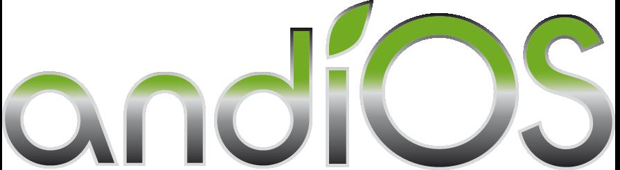 andiOS Logo